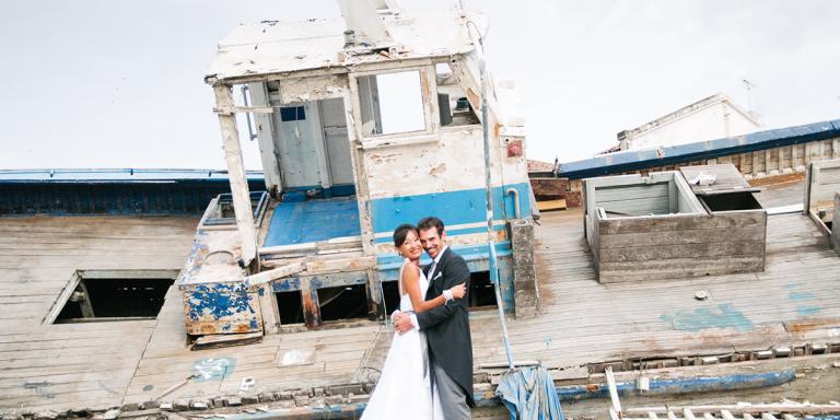 Photographe de mariage e provence, camargue et côte d'azur