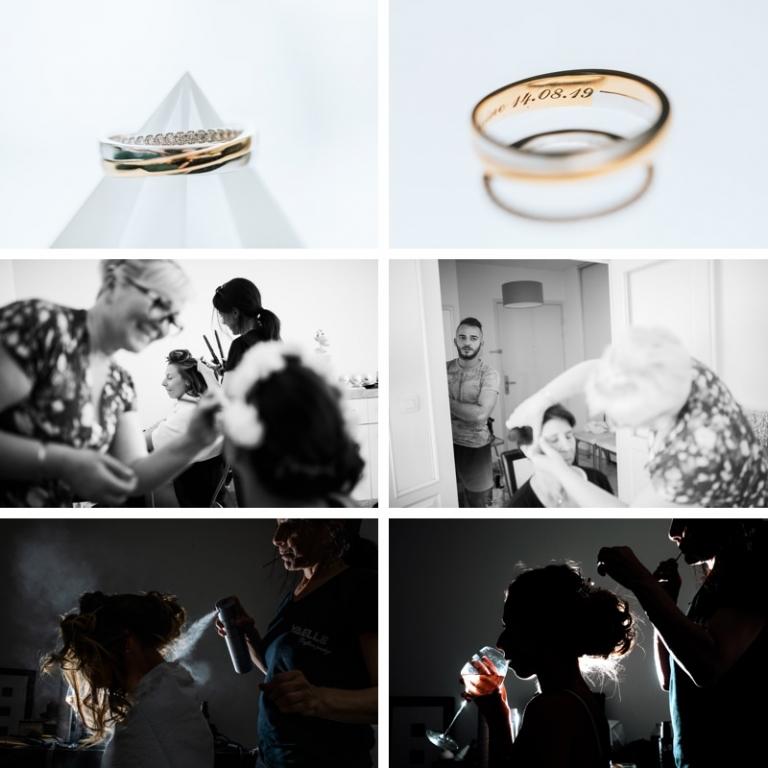 Mariage à Marseille et à Nao Athena à Roquevaire